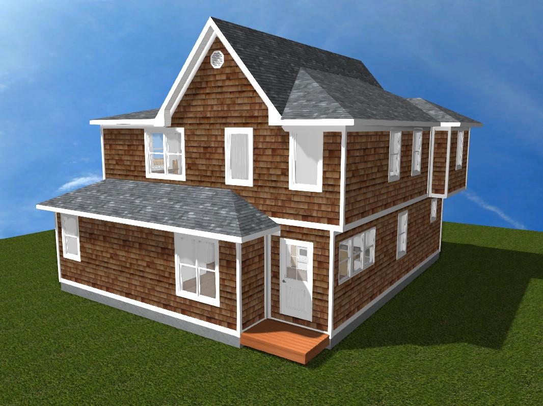 Farm House – Home Designs By Bruno