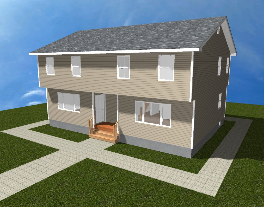white course home designs by bruno